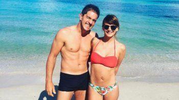 Dicen que Granata se fue con el marido a Miami y dejó a su bebé con una niñera