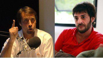 Sigue la grieta: Pablo Rago plantó un programa por Eduardo Feinmann