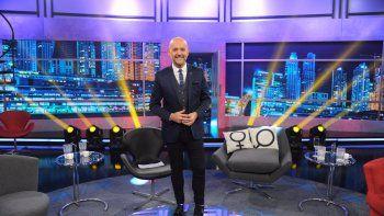 El Pelado López arrancó con sus puertitas: lideró el rating en la noche del domingo