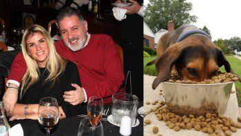 Dueño de pet shop denuncia a Doman y la novia por fallarle en el canje del alimento para perros