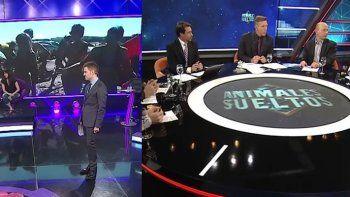 Del Moro ¿planteó una interna en América?: Somos el programa más imitado de la tele