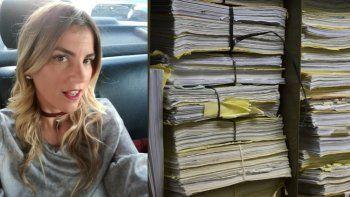 Puede ir presa: la novia de Doman acusada de atropellar a una maestra de la Villa 31