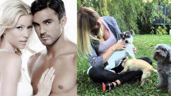 No todo es terceros en discordia: dicen que Poroto Cubero estaba harto de los perros de Nicole