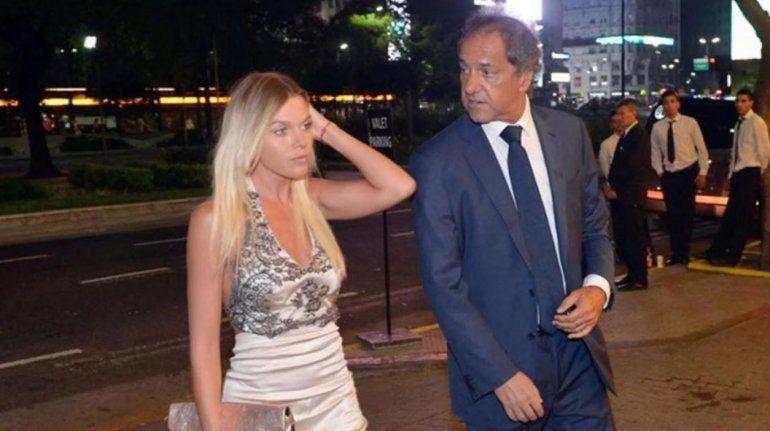Gisela Berger vuelve a vivir en el departamento de Daniel Scioli