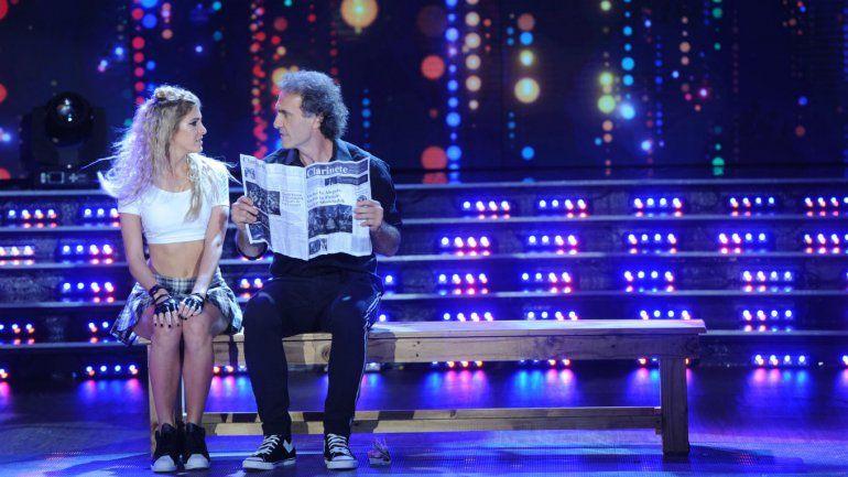 Oscar Ruggeri dijo que el Bailando está arreglado: A nosotros nos voltearon