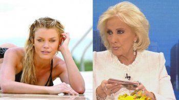 La verdad detrás del faltazo de Gisela Berger a la mesa de Mirtha Legrand