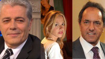 Se suma Silvestre a la polémica por Scioli: Cuando uno dice la verdad...