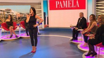 Pamela a la Tarde: la conductora debutó con su nuevo programa en América