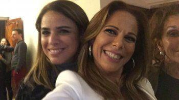 Marina Calabró finalmente fue a ver al teatro a su hermana Iliana