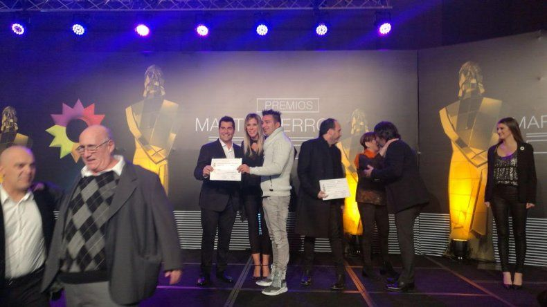 Calentando motores: los famosos fueron a recibir las nominaciones del Martín Fierro