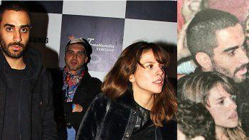 Primera salida y foto de Rosario Ortega