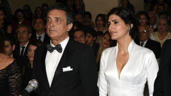 Fotos exclusivas del casamiento de Nito Artaza y Cecilia Milone