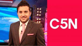 C5N quiere a Diego Brancatelli en su staff de periodistas