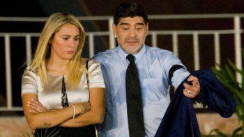 El plan de Rocío Oliva para recuperar el amor de Diego Maradona