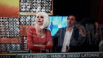 El anticipo del encuentro cara a cara de Yanina y Diego Latorre en Showmatch