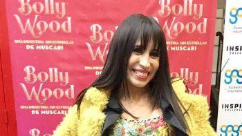 Marixa Balli eligió Bollywood y fue cábala