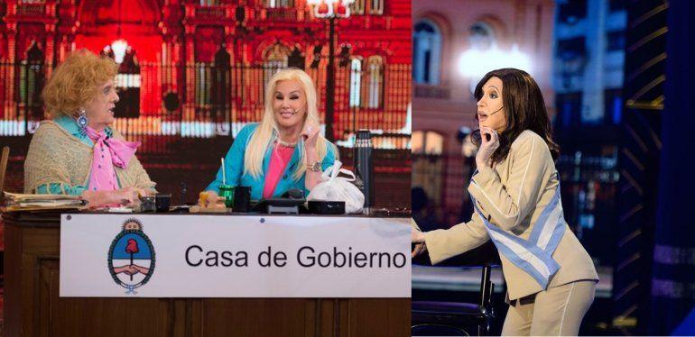 Gasalla analliza renunciar al programa de Susana tras el escándalo con Fàtma