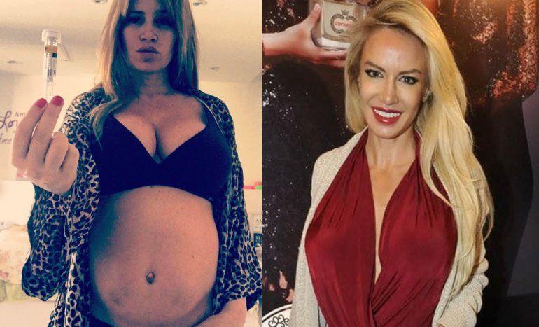 Flor Peña se metió en el polémico embarazo de Salazar: Tener trombofilia no impide quedar embarazada