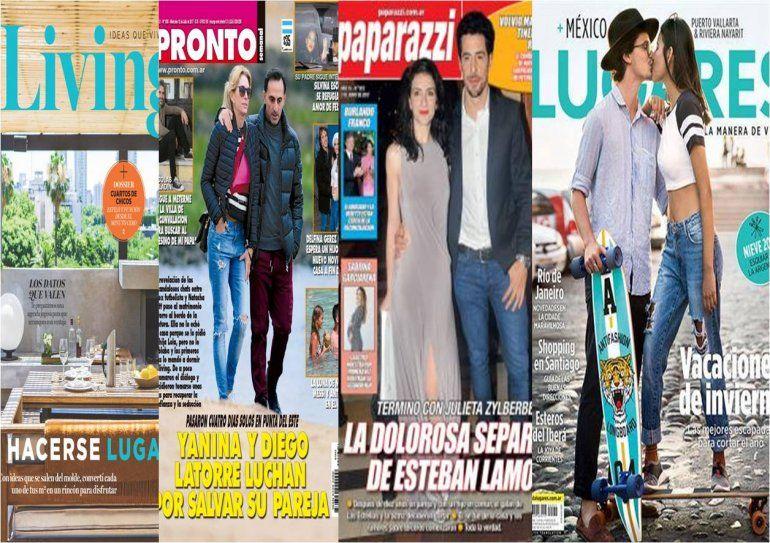 ¿Cuáles son las revistas que más leen los argentinos?: El ranking sorpresa y cuántos las miran