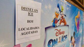 Arrancó Disney on Ice