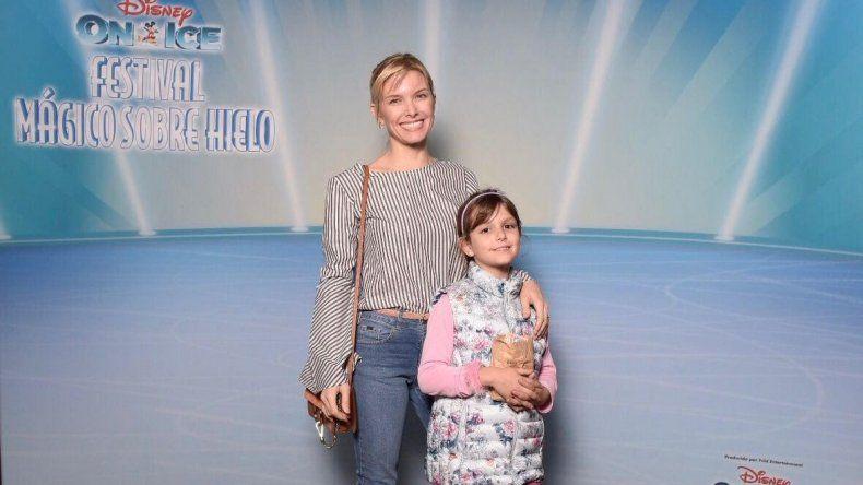 Arrancó Disney on Ice, con localidades agotadas y muchos famosos con sus hijos