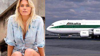 Escándalo con Gisela Berger por la pérdida de su equipaje: Soy una mujer embarazada
