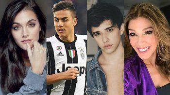 Oriana Sabatini se va a recorrer Europa con su tía Gaby... ¿y a ver a Paulo Dybala?