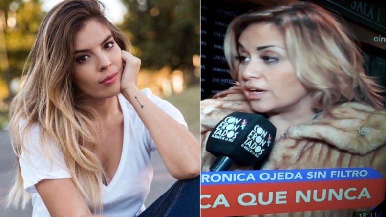 Verónica Ojeda contra Dalma; round 3000: Ella no puede opinar de mí porque no es madre