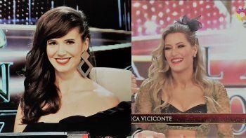 Siciliani debutó en el jurado y le dijo sorda a Micaela Viciconte