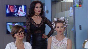 La furia de Soledad Fandiño: se vino de Nueva York a hacer Fanny la fan y lo sacan