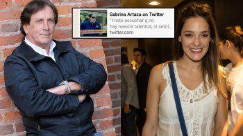 La hija de Nito se indignó con Enrique Estevanez: Se contrata actores por la cantidad de seguidores