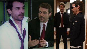 Pedro Alfonso debutó en Las Estrellas: un chanta se coló como gerente del hotel