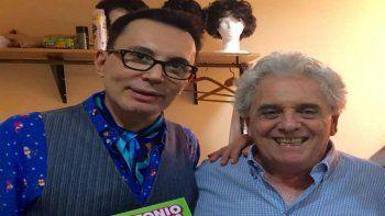 Polino adelanta su show teatral: Antonio Gasalla me ayudó en los monólgos