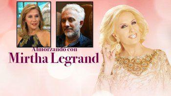 Marcela Tinayre habló sobre la supuesta copia a Mirtha