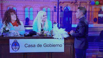 Susana y Brian Sarmiento le ganaron a Lanata: bailaron y ella casi se cae