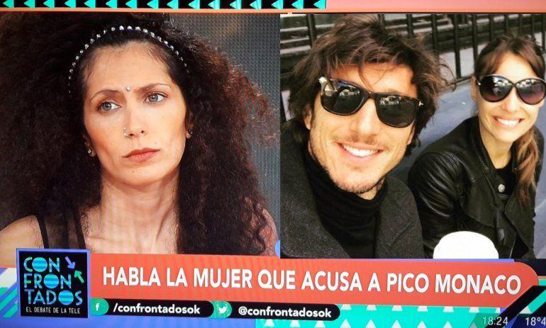 Habló por primera vez Fiorella Balbi, la supuesta tercera entre Pico y Pampita: Se tocaba mientras...