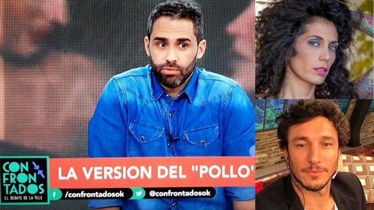 ¿El Pollo Alvarez fue el entregador de Fiorella Balbi a Mónaco? Lo que diga Pampita...