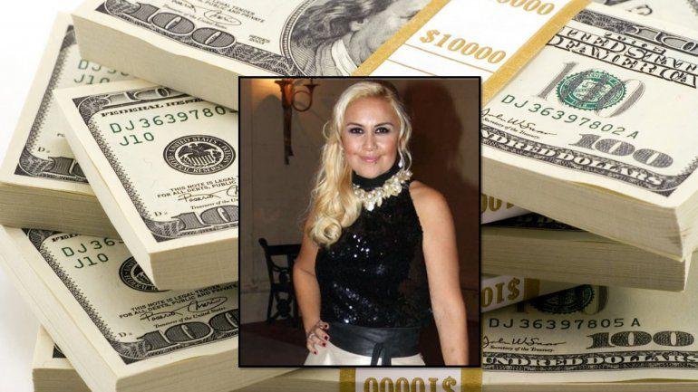 Verónica Ojeda quiere ser Susana; llega a Miami para hacer TV con presupuesto miloranio