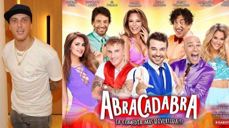 Por el vivo de Showmatch, Abracadabra suspendió función y hay enojo de los actores