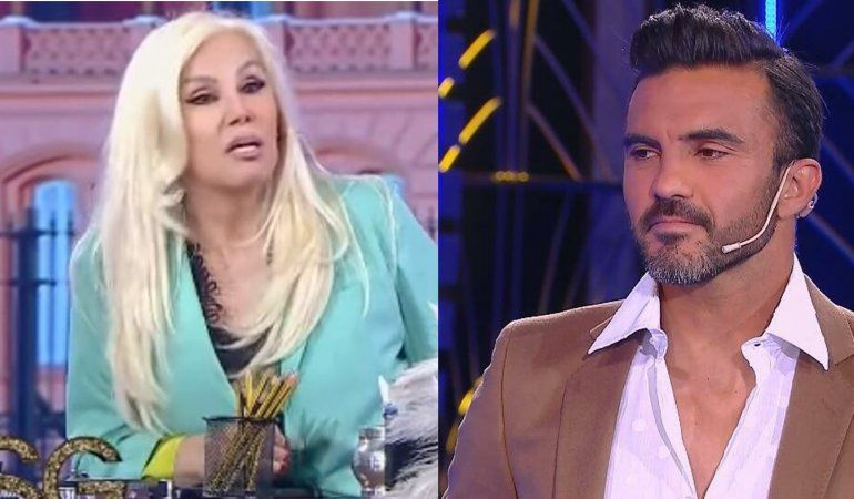 Hubo onda y ¿habrá romance?: Susana quedó flechada por Cubero y dijo: Es tierno y muy amoroso