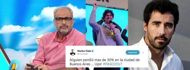 Rial dijo que fueron las PASO de la pauta publicitaria y la ligó Lousteau por el tweet de Nacho Viale