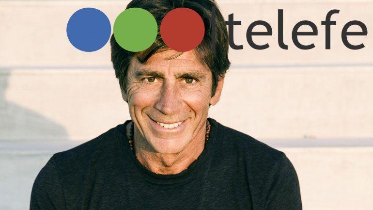 Sorpresa: Nico Repetto vuelve a la tele y va a conducir Telefe noticias