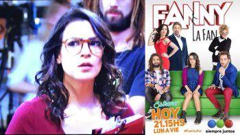 Escándalo en el último día de grabación de Fanny: menos capítulos y una protesta