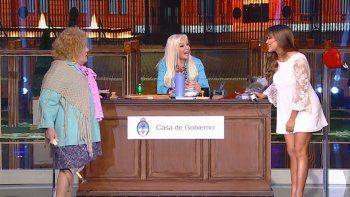 Barbie Vélez le confesará a Susana y Gasalla quién es su nuevo amor