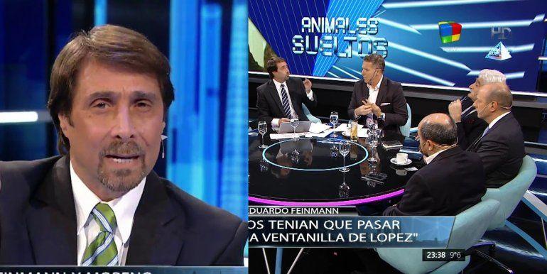 Sorpresiva renuncia de Feinmann a Animales Sueltos: Rial confirmó que se fue del programa de Fantino