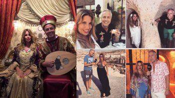 La Comunidad Islámica furiosa con Marley y Florencia Peña por su viaje a Estambul