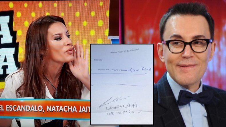 Polino dijo que los Latorre le pagaron 2 millones a Jaitt y ella fue a Intrusos a decir si es cierto o no
