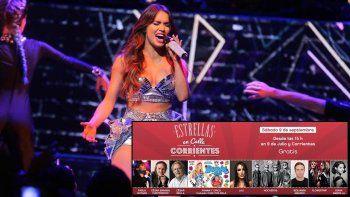 Lali Espósito cerrará el evento de Estrellas en la calle Corrientes