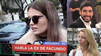 Después del rumor Nicole-Moyano habló la (ex?)