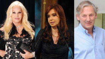 Longobardi le pega a Susana para desafiar a CFK: No aguanta dos preguntas de un profesional